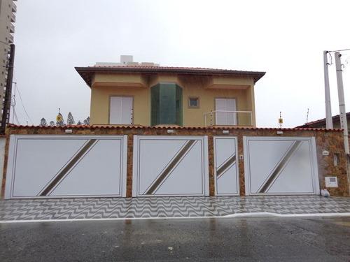 ref.: 913 - casa em praia grande, no bairro florida - 4 dormitórios