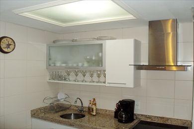 ref.: 913300 - apartamento em santos, no bairro boqueirao - 2 dormitórios