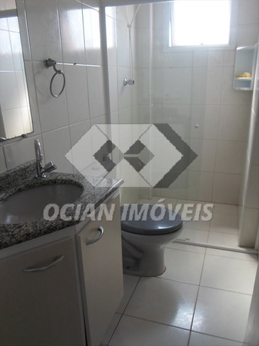 ref.: 92 - apartamento em praia grande, no bairro ocian - 2 dormitórios