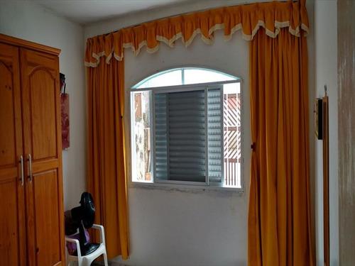 ref.: 92 - casa em mongagua, no bairro itaoca - 2 dormitórios