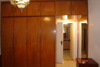ref.: 92200 - apartamento em santos, no bairro boqueirao - 4 dormitórios