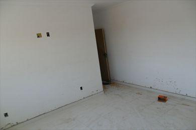 ref.: 927400 - casa em praia grande, no bairro vila guilhermina - 2 dormitórios
