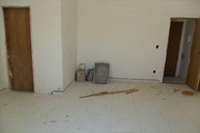ref.: 927500 - casa em praia grande, no bairro vila guilhermina - 2 dormitórios