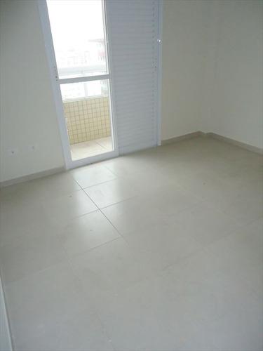 ref.: 93 - apartamento em praia grande, no bairro canto do forte - 2 dormitórios