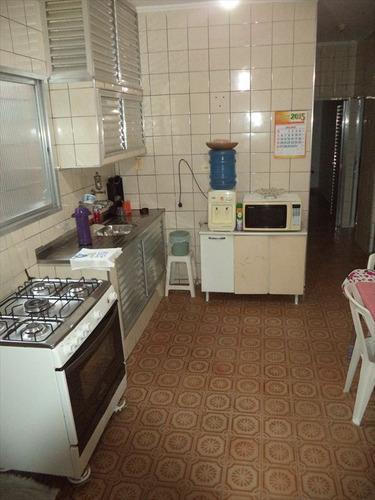 ref.: 934 - casa em praia grande, no bairro aviacao - 3 dormitórios