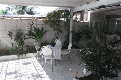 ref.: 934500 - casa em santos, no bairro santa maria - 2 dormitórios