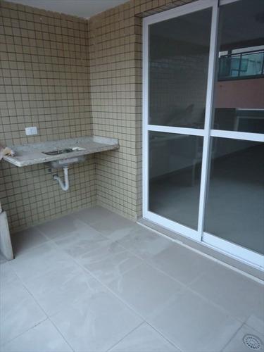 ref.: 94 - apartamento em praia grande, no bairro canto do forte - 2 dormitórios