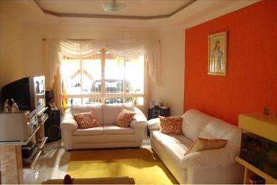 ref.: 941800 - casa em praia grande, no bairro vila guilhermina - 3 dormitórios