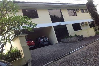 ref.: 947300 - casa condomínio fechado em santos, no bairro jose menino - 6 dormitórios