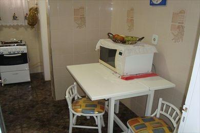 ref.: 948 - apartamento em praia grande, no bairro guilhermina - 2 dormitórios