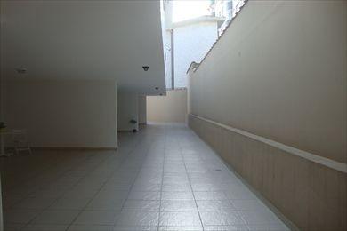ref.: 949000 - casa em santos, no bairro embare - 2 dormitórios