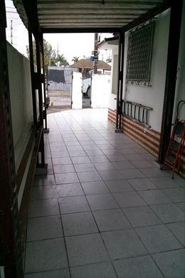ref.: 949400 - casa em santos, no bairro chico de paula - 2 dormitórios