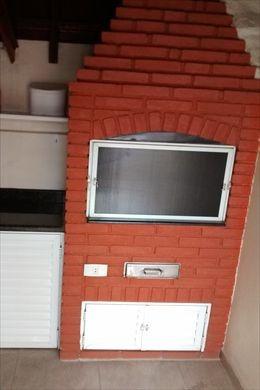 ref.: 949600 - casa em santos, no bairro ponta da praia - 3 dormitórios