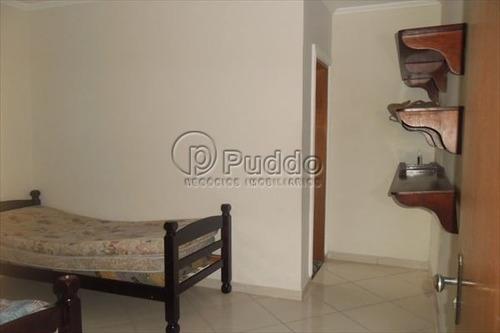 ref.: 950 - casa em praia grande, no bairro ocean - 2 dormitórios