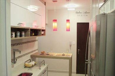 ref.: 952800 - apartamento em santos, no bairro gonzaga - 2 dormitórios