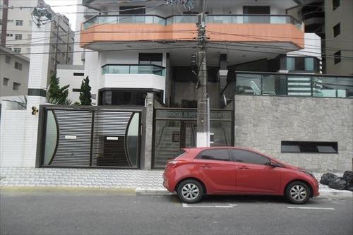 ref.: 954 - apartamento em praia grande, no bairro forte - 3 dormitórios
