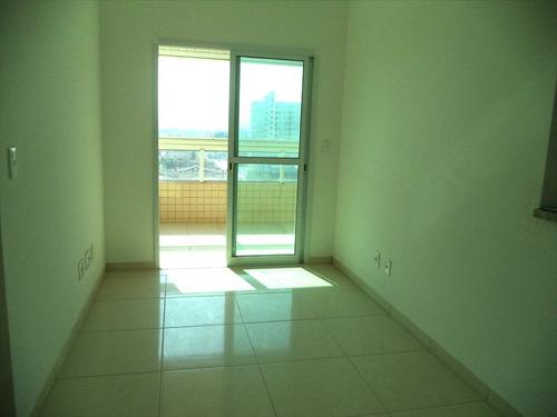 ref.: 955 - apartamento em praia grande, no bairro guilhermina - 1 dormitórios