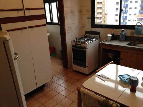 ref.: 956 - apartamento em praia grande, no bairro canto do