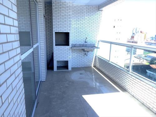 ref.: 956 - apartamento em praia grande, no bairro canto do forte - 3 dormitórios