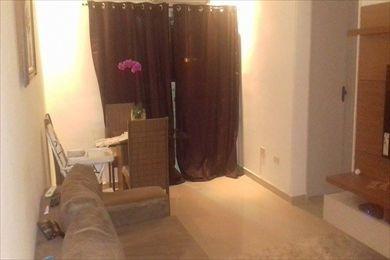 ref.: 964500 - apartamento em santos, no bairro estuario - 2 dormitórios