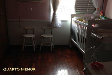 ref.: 964700 - apartamento em santos, no bairro encruzilhada - 2 dormitórios