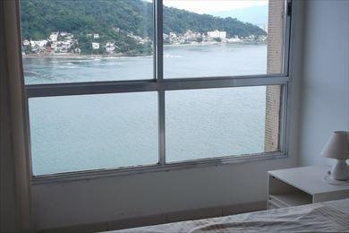 ref.: 967100 - apartamento em sao vicente, no bairro itarare - 2 dormitórios