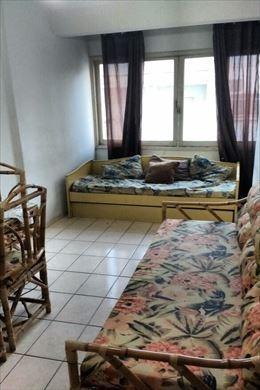 ref.: 968900 - apartamento em sao vicente, no bairro itarare - 1 dormitórios