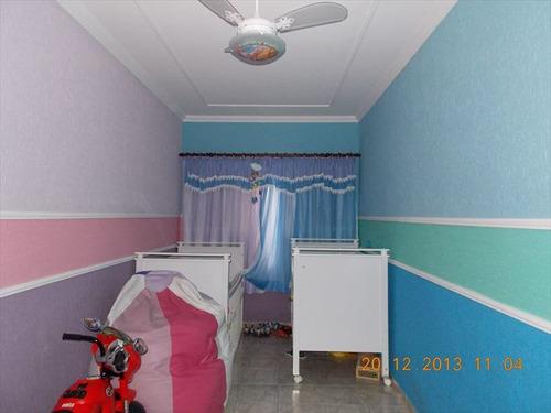 ref.: 969 - casa em praia grande, no bairro mirim - 2 dormitórios