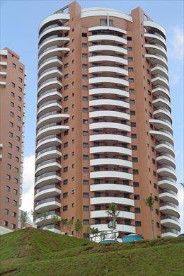 ref.: 974 - apartamento em sao paulo, no bairro panamby - 4 dormitórios