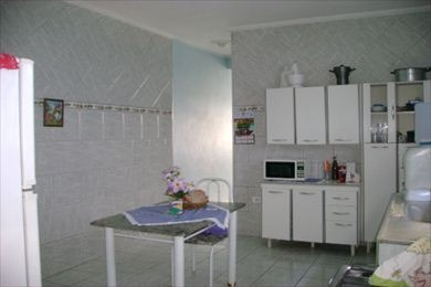 ref.: 97400 - casa em sao vicente, no bairro jardim rio branco - 2 dormitórios