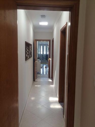ref.: 975 - casa em santos, no bairro embare - 4 dormitórios