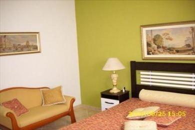 ref.: 977800 - casa em praia grande, no bairro canto do forte - 3 dormitórios