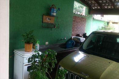 ref.: 978500 - casa em santos, no bairro aparecida - 3 dormitórios