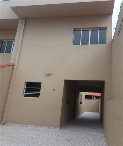 ref.: 98 - casa em itanhaém, no bairro balneário santa julia - 2 dormitórios