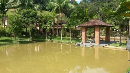 ref.: 98 - rural em embu guaçu, no bairro belvedere - 5 dormitórios