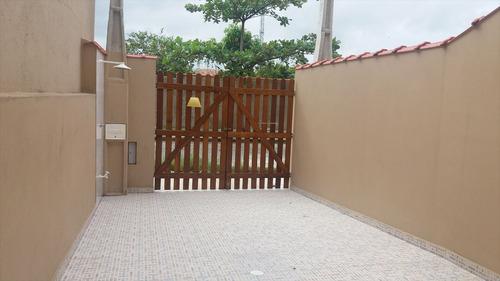 ref.: 9800 - casa em itanhaém, no bairro jardim santa julia - 2 dormitórios