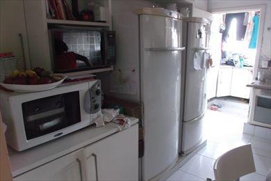 ref.: 980200 - apartamento em santos, no bairro boqueirao - 2 dormitórios