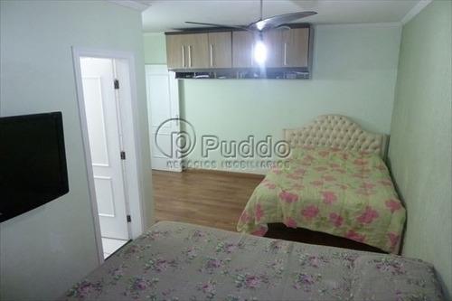 ref.: 981 - apartamento em praia grande, no bairro forte - 2 dormitórios