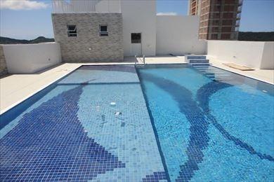 ref.: 981900 - apartamento em santos, no bairro ponta da praia - 1 dormitórios
