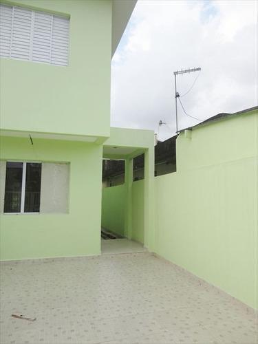 ref.: 983600 - casa em praia grande, no bairro vila sonia - 2 dormitórios