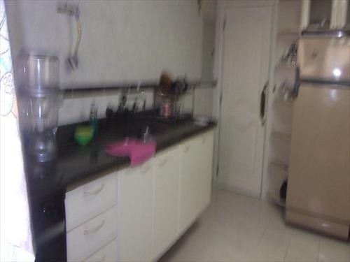 ref.: 98401 - apartamento em praia grande, no bairro guilhermina - 3 dormitórios
