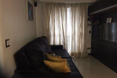 ref.: 984300 - apartamento em santos, no bairro morro de nova cintra - 2 dormitórios