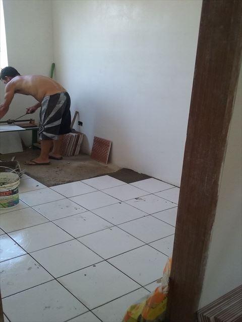 ref.: 985 - casa em praia grande, no bairro maracana - 2 dormitórios