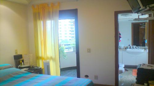 ref.: 986 - apartamento em sao paulo, no bairro panamby - 3 dormitórios