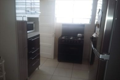 ref.: 986000 - apartamento em santos, no bairro boqueirao - 2 dormitórios