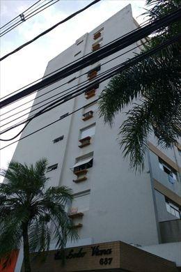 ref.: 986900 - apartamento em santos, no bairro boqueirao - 2 dormitórios