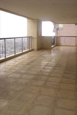 ref.: 987 - apartamento em sao paulo, no bairro panamby on the park - 4 dormitórios