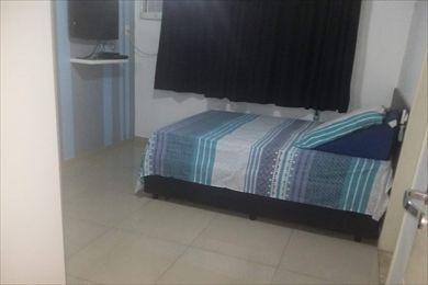 ref.: 987100 - apartamento em santos, no bairro embare - 3 dormitórios