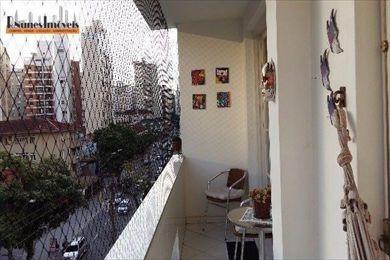 ref.: 987700 - apartamento em santos, no bairro boqueirao - 2 dormitórios