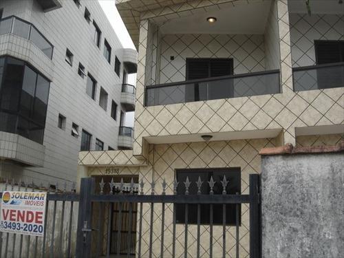ref.: 99 - casa em praia grande, no bairro solemar - 2 dormitórios